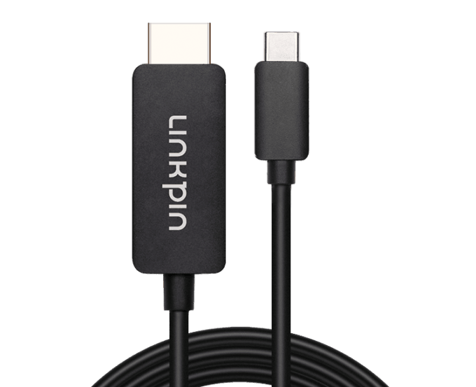 USB-C to HDMI 4K Cable 2 Meters