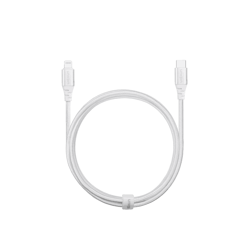 USB-C to Lightning Charge & Sync Cable