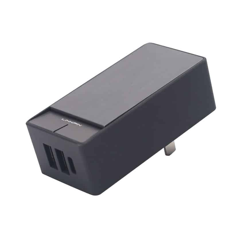 57W GaN PD Travel Charger