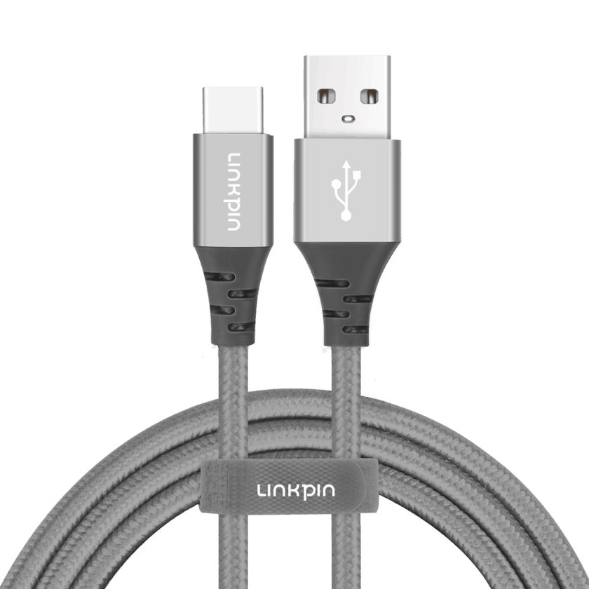 USB-A to USB-C Charging Cable