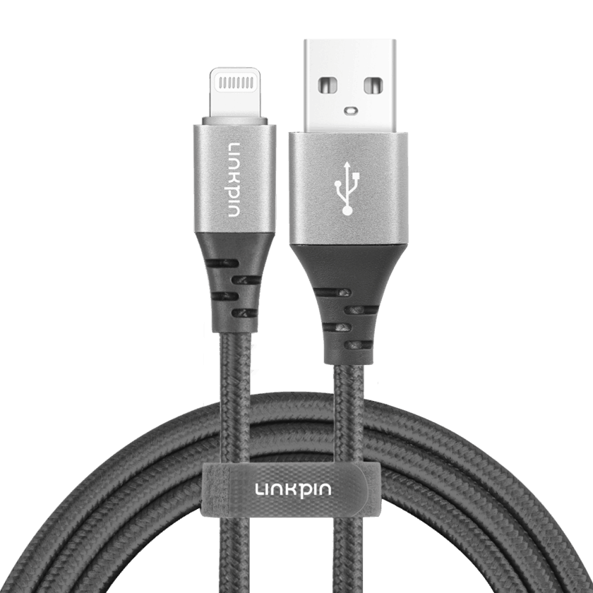 USB-A to Lightning Charge & Sync Cable