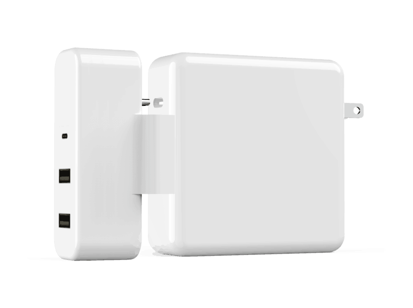 USB-C Charger Adapter for 87W USB-C Power Supply