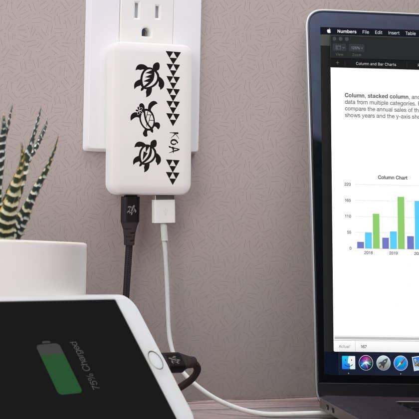 KOA USB-C to Lightning Charge & Sync Cable